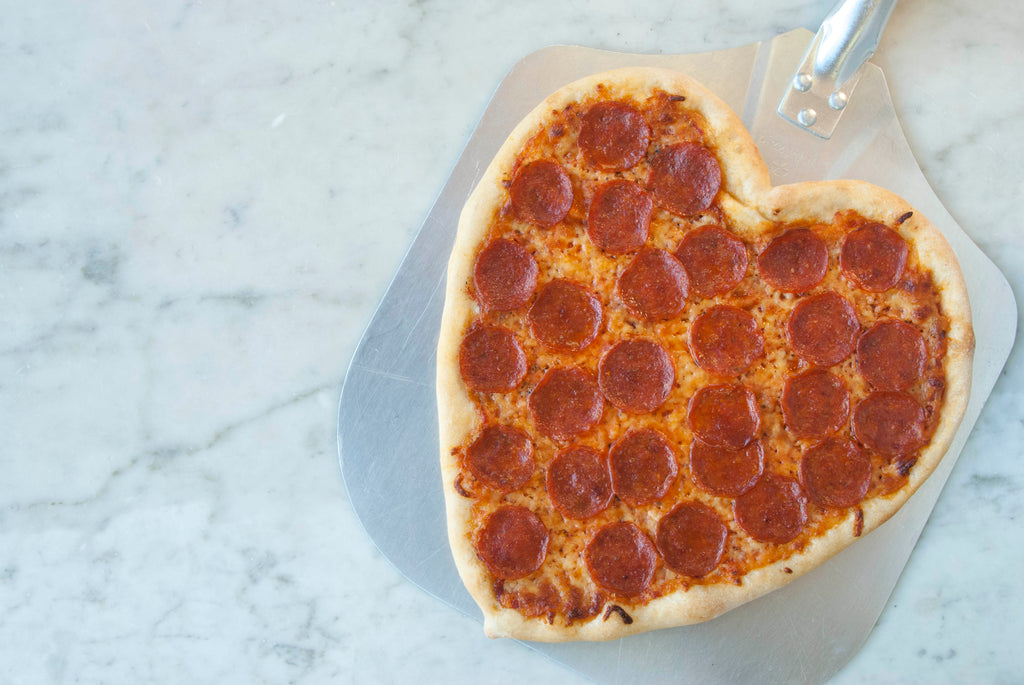 can you eat pizza while on diet