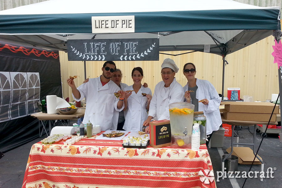 Cookoff Winners - Life of Pie