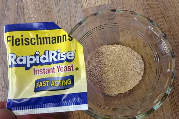 Rapid Rise Instant Dry Yeast