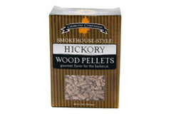 Package of Hickory Wood Pellets