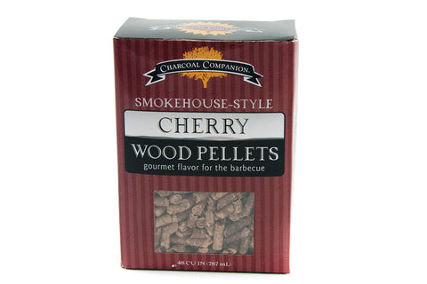 Smokehouse-Style Wood Pellets