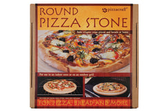"Packaging for the 16.5"" Cordierite Pizza Stone"