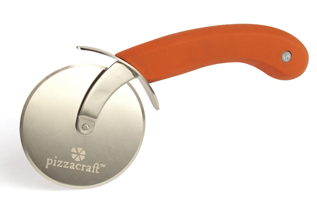 Rolling Pizza Cutter with TPR Handle