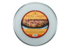 "Packaging on the 16"" Aluminum Pizza Screen"