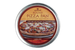 "Packaging for the 16"" Aluminum Pizza Pan"