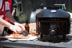 Tailgating with the Pizzeria Pronto Outdoor Pizza Oven