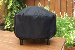 Deluxe Rain Cover on a Pizzacraft Pizza Oven