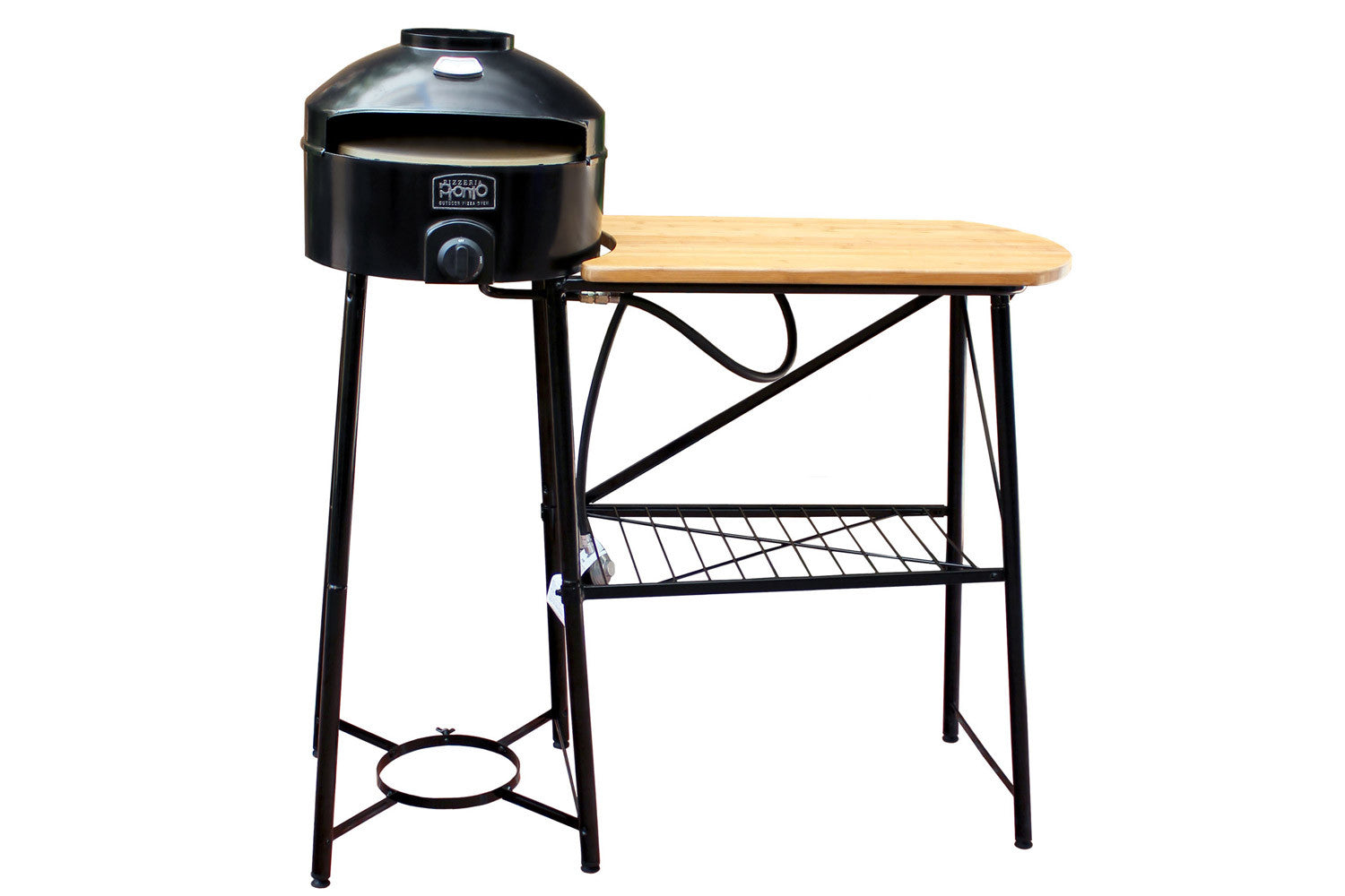 Pizzacraft Stovetop Pizza Oven Outdoor Pizza Oven Side Table Pizzacraft