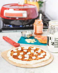 Pizzeria Pronto® Stovetop Pizza Oven