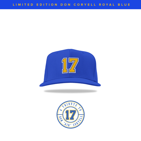 Limited Edition Pre-Order of 17 (Royal)