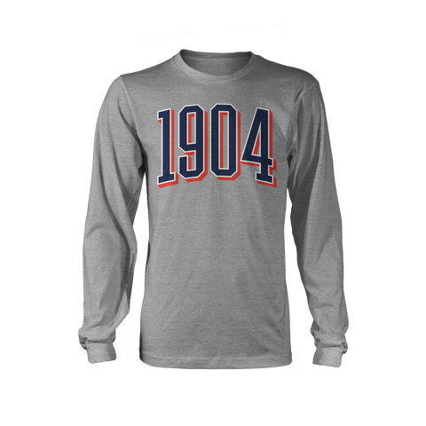 1904 Long Sleeve Athletic