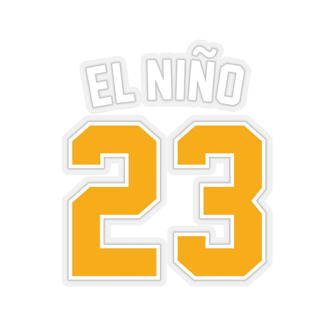 El Nino Sticker