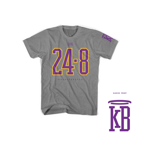 248 Athletic Heather Short Sleeve (Pre-Draft)