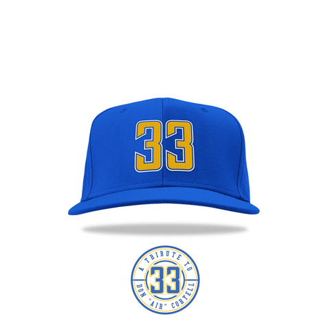 B33AST Snapback (Limited Edition) Royal