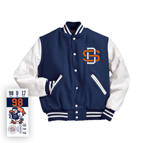 Limited Edition 98 Varsity SD Jacket