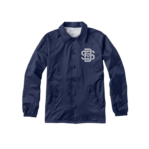 Navy Beautiful Even When Its Ugly Coaches Jacket
