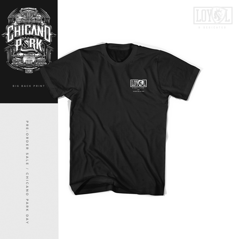 OGABEL X LOYAL CPD 2018 (Limited Drop) Black