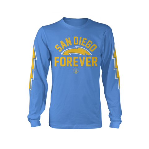 San Diego Forever Long Sleeve (Powder Blue)