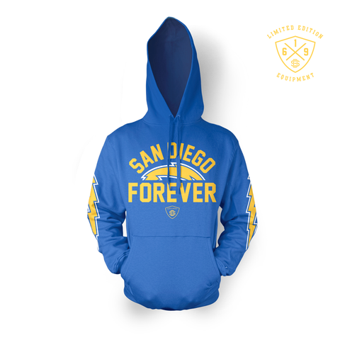 San Diego Forever Hoodie Pullover (Limited Edition)