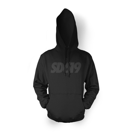 SD619 Hood Black on Black (Pre-Draft)