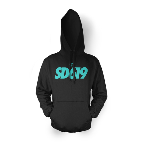 SD619 Hood Black Mint (Pre-Draft)