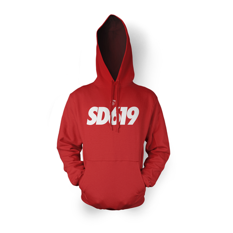 SD619 Hood Black Red (Pre-Draft)