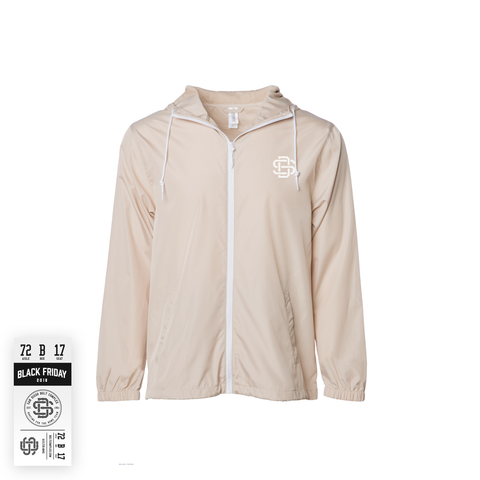 SD Windbreaker - Cream
