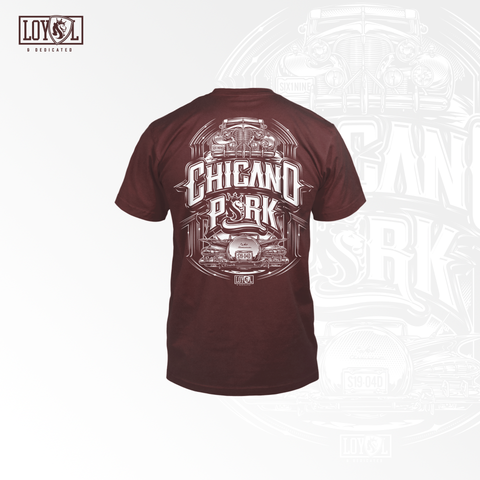 OGABEL X LOYAL Chicano Park Day 2018 (Limited Drop) Maroon