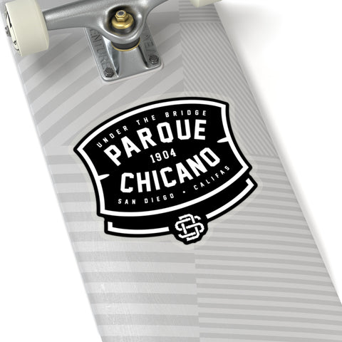 Parque Chicano Sticker