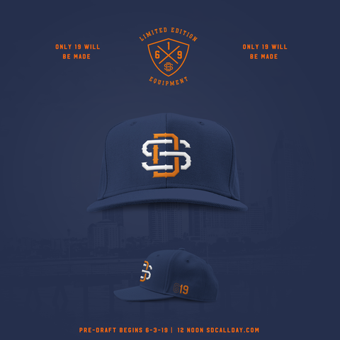 SD 619 Day SnapBack  Limited Edition Snapback