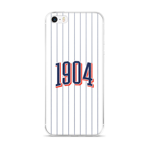 1904 iPhone Case Away White