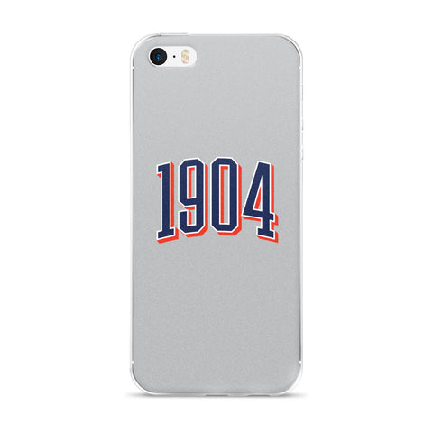 1904 Classic iPhone Case Away Grey