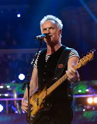 Exclusive Interview with Sting, the King of pop-rock and an EVOO Fan