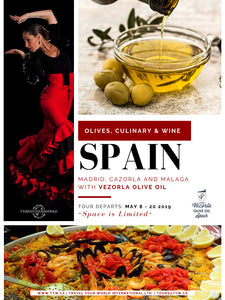 Tour to Spain - May 2020