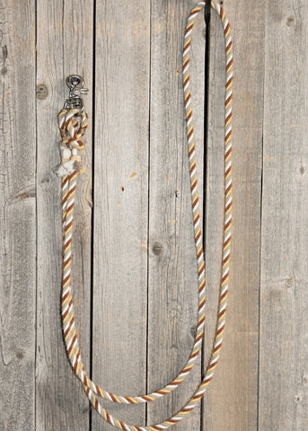 # 01 Alpaka * Loop * Roping * Trail Reins - 4 Strand