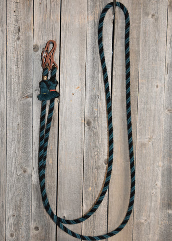 # 02 Alpaka * Loop * Roping * Trail Reins - 4 Strand