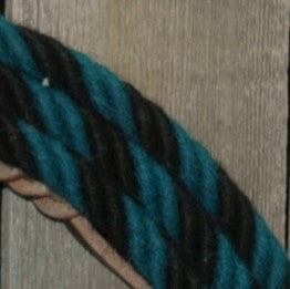 #02 Split Reins - 4 Strand - Turkshead