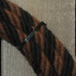 # 11b Split Reins - 4 Strand - Turkshead