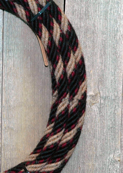 #12 Split Reins - Pattern - 6 Strand Turk's Head