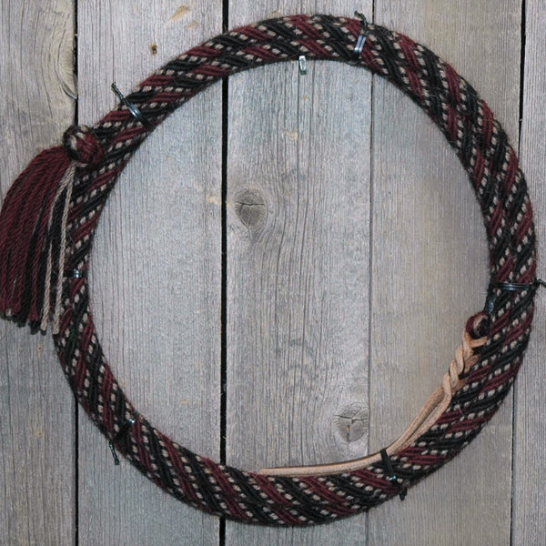 "#12b 3/8"" Mecate/Get Down 6 Strand"