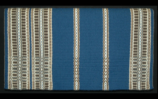 Twill Saddle Blanket - 13
