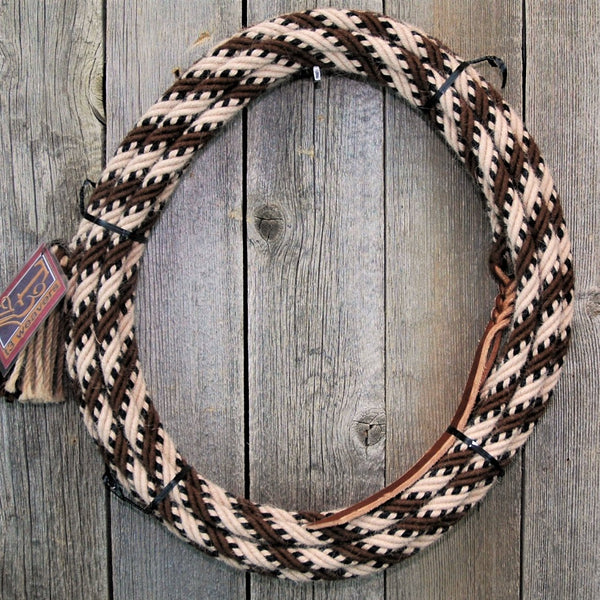 "#20a 3/8"" Mecate/Get Down 6 Strand"