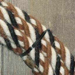 # 20b Split Reins - 4 Strand - Turkshead