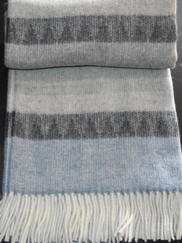 Sofa Throw - Blue Cherokee