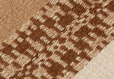 Handwoven Rug - Crackle