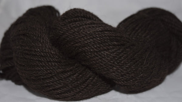 Dark Chocolate * Alpaca * Yarn