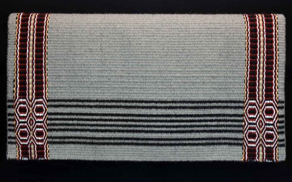 Twill Saddle Blanket - 12