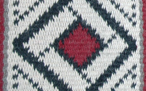 Saddle Blanket - DB - 03