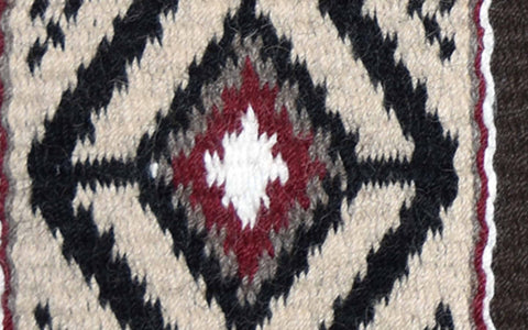Saddle Blanket - DB - 01