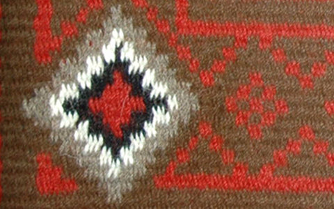 Saddle Blanket - DBR - 03